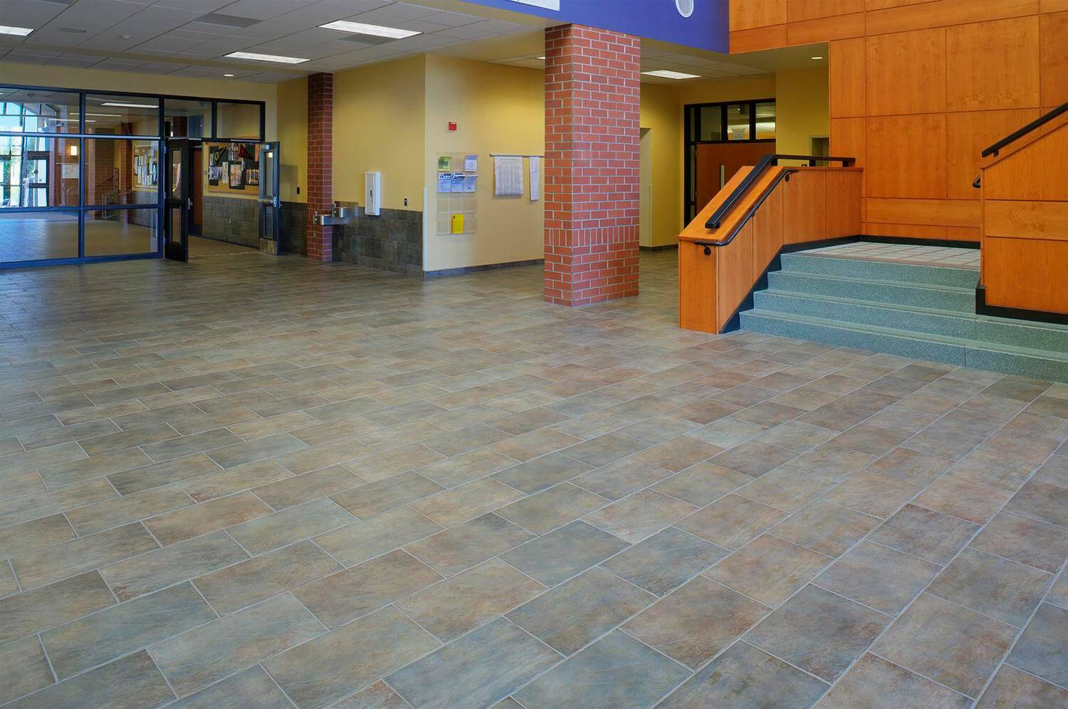 Featured Projects Masonry Ceramic Tile Institute Of Oregon